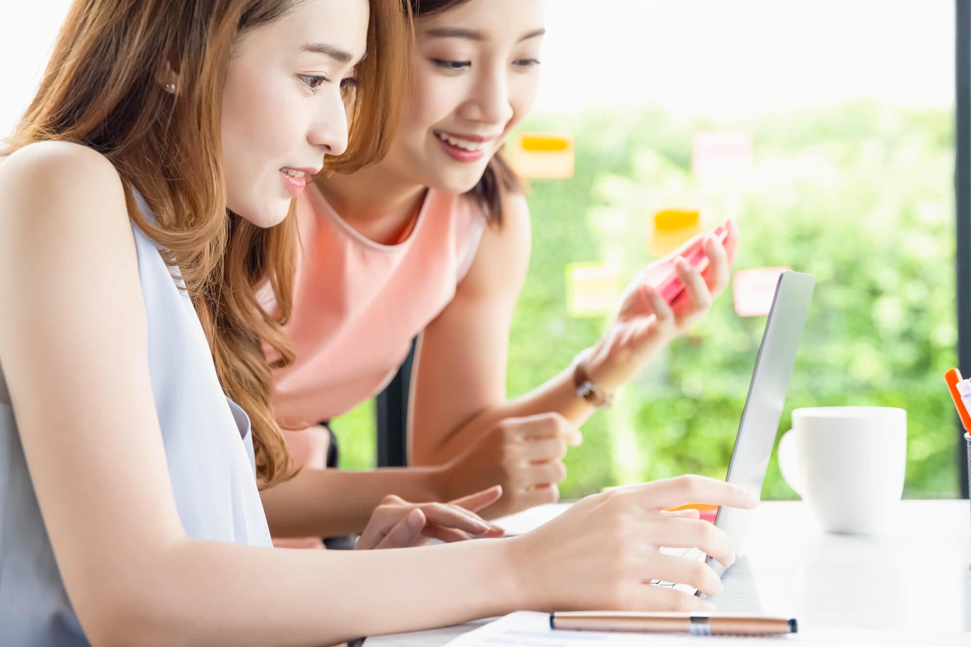 起業する女性のためのコンサルティング